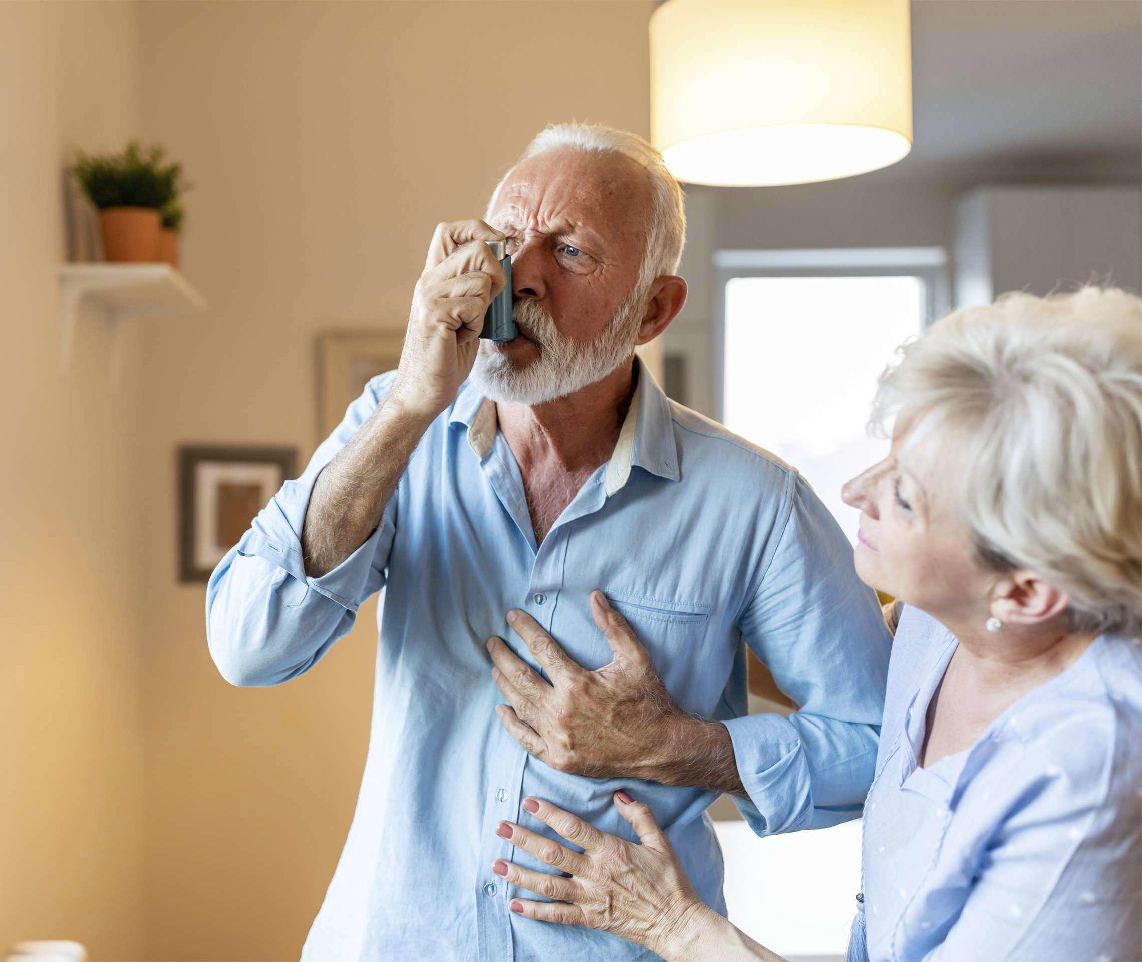 Atemnot Bei Belastung Schilddrüse